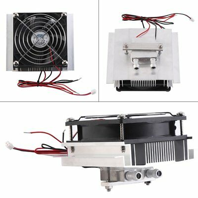 60W DC12V Semiconductor Refrigeration Cooling System Kit Pet Air Conditioner L1R