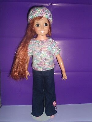Autumn  Outfit For Crissy Doll