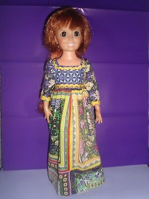 Caftan Dress For Crissy, Tressy And Kerry Dolls