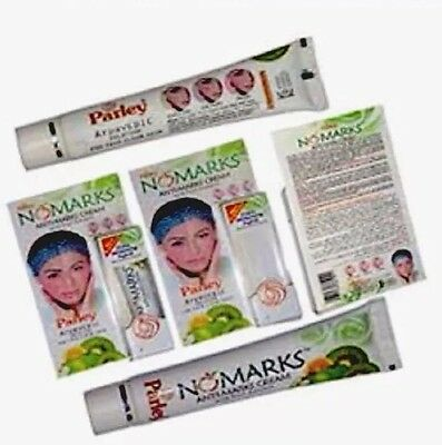 3 x - NOMARKS Anti-Marks Creams with fruit extracts (Parley Creams)