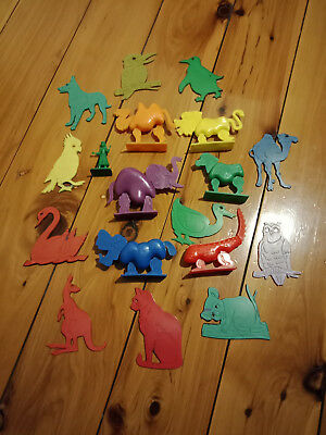 Vintage Australian Issue Cereal Toys