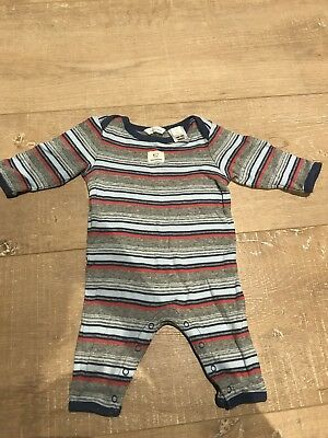 BABY BOYS COUNTRY ROAD JUMPSUIT. Size 000. Excellent Condition