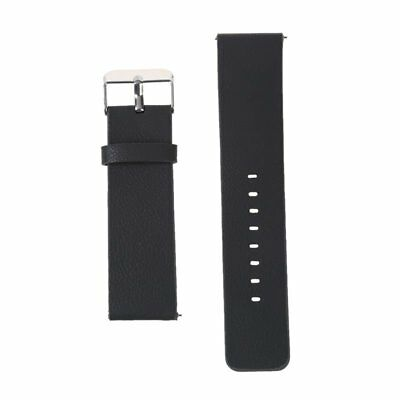 Leather Double Tour Cuff Watch Band Strap For Blaze Smart Watch Tracker, Ro Z2N4