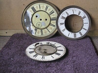 vintage wall clock faces