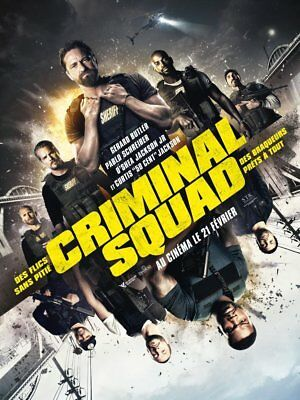 Criminal Squad  Blu Ray Neuf Sous Cellophane
