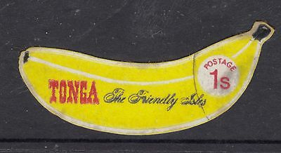 TONGA 1978 1s Coil Stamp USED..