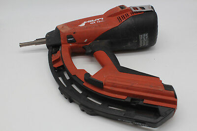 HILTI GX 120 Fully Automatic Gas Actuated Nail Gun Fastening Tool - USED