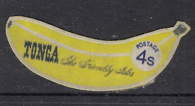 TONGA 1978 4s Coil Stamp USED..