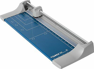 """Dahle 508 Personal Rolling Trimmer, 18"""" Cut Length, 7 Sheet Capacity, Automatic"""