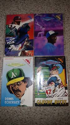 Revolutionary Comics Baseball Superstars Lot of 11