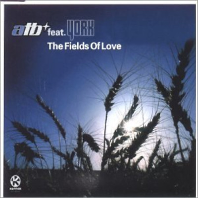 Atb-Fields Of Love -Cds-  (UK IMPORT)  CD NEW