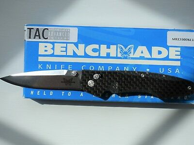 A Never Been Used Rare First Production Benchmade 770 Osborne Axis Knife