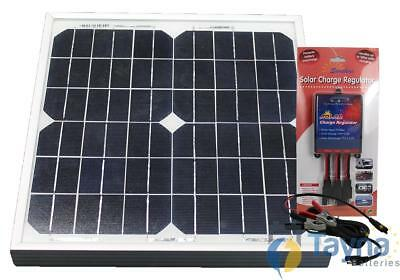 10W Solar Panel Charger for Electric Fence Batteries