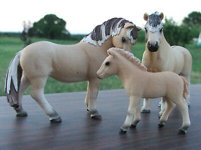 Schleich Fjord Family Complete Set