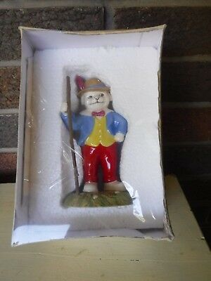 Rupert By Royal Doulton Figurine Sealed In The Original Box