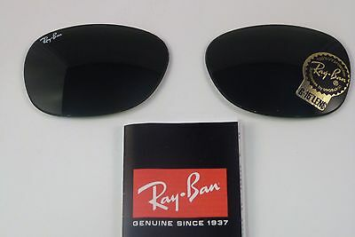 d9fbd11256 New Authentic RAY-BAN Sunglasses Replacement Lenses RB2132 New Wayfarer G15  52mm