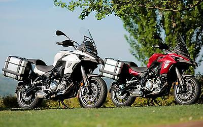 Brand New Benelli 500 TRK 502, Free On-Road Charges. Main Dealer ABS