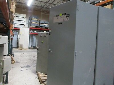 Asco Automatic Transfer Switch 447E7C 380A 480V 60Hz Used