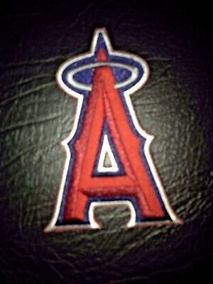 "Anaheim Angels Stadium Halo Jersey Patch 4"" Iron On Sew On Shirt Jacket Hoodie"