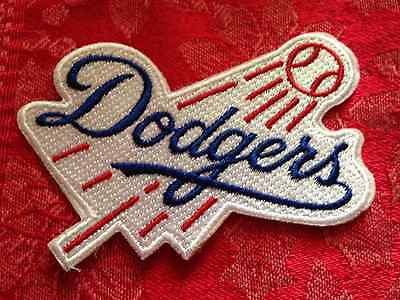 LA Dodgers Stadium Jersey Patch Iron On Sew on Shirt Jacket Bag Los Angeles
