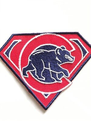 Chicago Cubs Jersey Super Patch Wrigley Field Iron On Sew Shirt Jacket In Stock