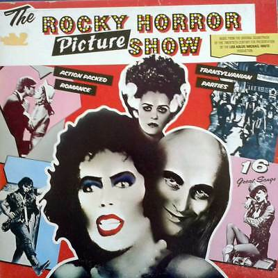 Soundtrack LP 119 - THE ROCKY HORROR PICTURE SHOW - V.A. - CAN 1978 (1975) EX