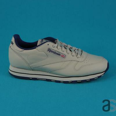 NEUF REEBOK CLASSIC Leather 28412 Hommes Baskets Chaussures