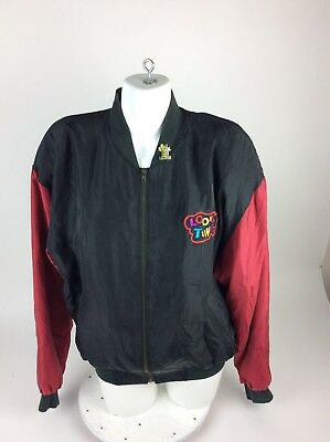 Marvin The Martian Jacket with collectors Pin Size Small