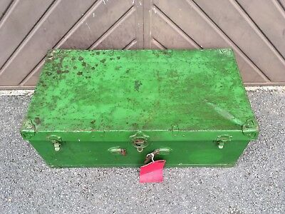 Vintage Shipping Trunk