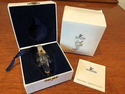 SWAROVSKI Crystal Christmas Memories 2000 Ornament Holiday Angel 9443 200 001
