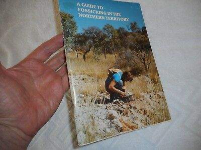 A Guide To Fossicking In The Northern Territory.  Fossicking Metal Detecting