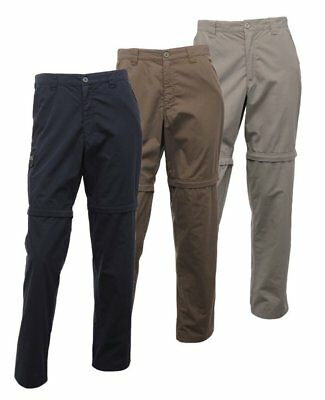 Regatta Crossfell II Zip Off Trousers