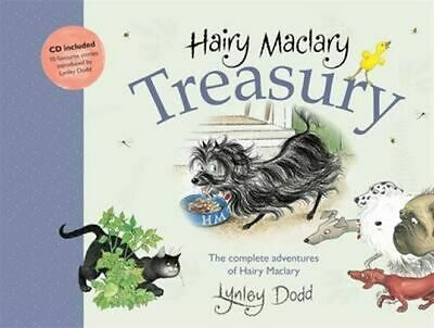 NEW Hairy Maclary Treasury By Lynley Dodd Hardcover Free Shipping