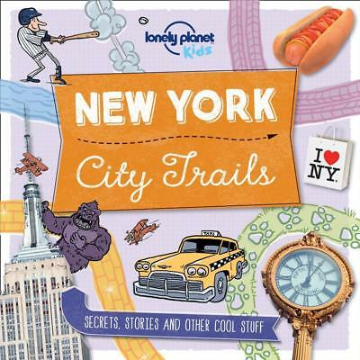 NEW City Trails - New York By Lonely Planet Kids Flexi Bound Book Free Shipping