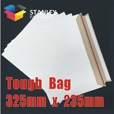 Tough Bags 325mm x 235mm 300GSM Heavy Duty Card Mailer Envelopes 235x325mm
