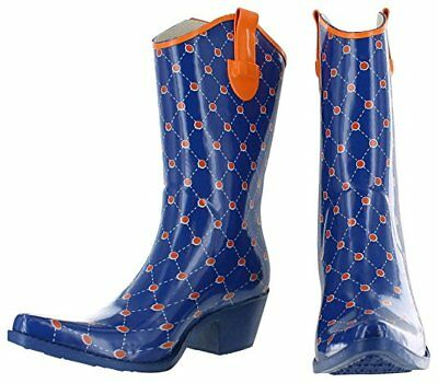 Stadium Stompers rubber Western style ladies boots