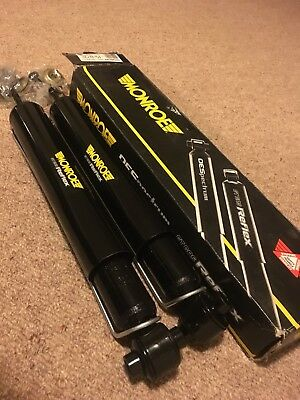 Monroe GT Gas Shock Absorbers Rear Pair - Suits Holden Sedan #15-0232