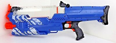 Nerf Rival Nemesis MXVII-10K Blue Free Shipping Tested
