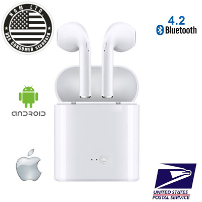For-iPhone-Airpods-i7s-TWS-Bluetooth-Earbuds-Wireless-Headphones-Earphone