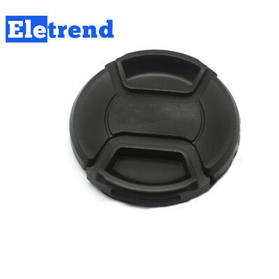 77mm Snap-on Lens Cap for Canon Camera Fit For Any 77mm Filter Size Lens