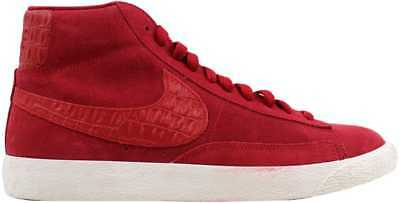 quality design 5785d 6c721 Nike Blazer Mid Premium Vintage Gym Red Gym Red-Sail 638261-601 Men s