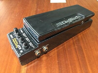 Digitech EX-7 Expression Factory Wah/Whammy/SpaceStation/Phaser/Univibe/Leslie