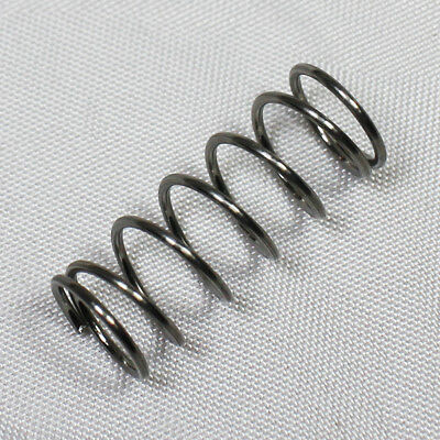 Wire dia 0.6mm OD 8 - 12mm Long 10 - 50mm 304 Stainless steel Compression Spring