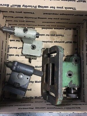 K. O. Lee tool grinder tail stock dead center machinist lot