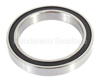 61704-2RS, 6704-2RS Thin Section Ball Bearing 20x27x4mm