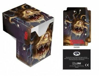 Ultra Pro Dungeons and Dragons Beholder Full-View Deck Box Neu OVP!