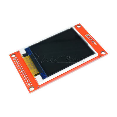 "1.8"" 128X160 SPI TFT LCD Display Modul+ SD Card for Arduino AVR Neu"