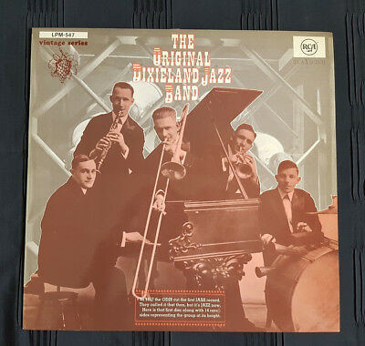 The Original Dixieland Jazz Band - LP Vinyl Jazz 1967