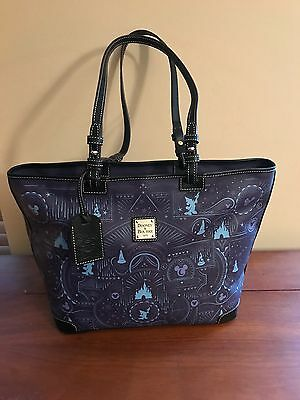 Dooney & Bourke Sorcerer Mickey Shopper Tote Disney 2017 SOLD OUT