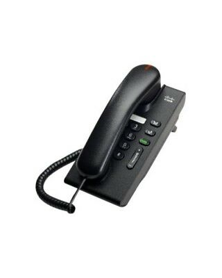 Cisco Unified IP Phone 6901 Standard VoIP-Telefon SCCP Anthrazit (CP-6901-C-K9=)